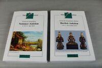 2 Auktionskataloge - Allgäuer Auktionshaus - Sommer + Herbst 2015 - 1,3 Kg /S188