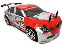AUTO RADIOCOMANDATA DRIFT ELETTRICA ON-ROAD MOTORE BRUSHLESS RADIO 2.4GHZ 1:16