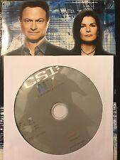 CSI: NY – Season 8, Disc 4 REPLACEMENT DISC (not full season)