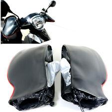 Motorcycle Handlebar Muffs Over Gloves Waterproof Motorbike / Bike Hand Muff