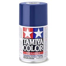 Tamiya 300085015 ts-15 100ML AZUL Brilloso COLOR
