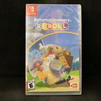 Katamari Damacy REROLL (Nintendo Switch) BRAND NEW
