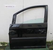 09)VW Touran1T linke Tür komplett VL Fahrertür in LC9Z schwarz met 2007*Delle*