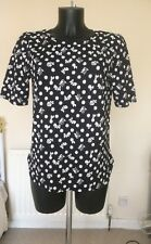 Womens Short Sleeved Top Size 10 Next