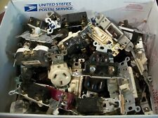 60+ Household Electrical Outlets, Switches, Receptacle Assorted Lot, New & Used,