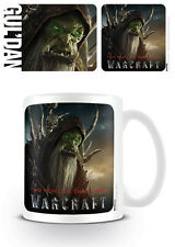 WORLD OF WARCRAFT TWO WORLDS 1 HOMECERAMIC MUG OFFICIAL 11OZ BOXED NEW CERAMIC