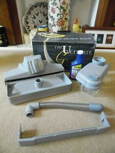 KIRBY G7 VACUUM CLEANER CARPET SHAMPOO ACCESSORY FITS G5 TO AVALIR.