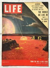 LIFE (1952): THE WORLD WE LIVE IN - PART I: THE EARTH IS BORN