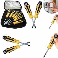 6Pcs di alta qualità Set Cacciaviti Precisione Punta Magnetica Home riparazione Electronics