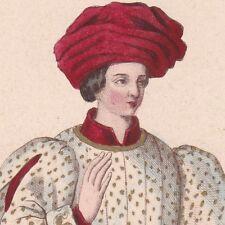 François Duc de Bretagne Comte de Richemont Montfort