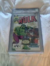 Incredible Hulk 271 (1st Appearance Of Rocket Racoon) Marvel 1982 CGC 9.0