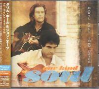 Daryl Hall & John Oates Our Kind Of Soul JAPAN CD W/OBI 1 Bonus Track VICP62891