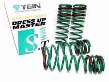 TEIN S.TECH SPRINGS FOR 2004 04 IMPREZA SUBARU WRX STI 2.5L LOWERING SUSPENSION