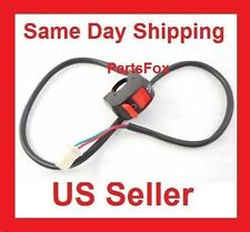 2 Wire Handlebar Kill Switch On Off Button 50 70 90 cc 110cc 125cc Dirt Pit Bike