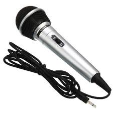 Handheld Wired Karaoke Dynamic Microphone Megaphone Studio Audio Recording