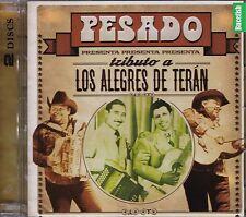 Pesado Tributo A Los Alegres de Teran CD+DVD New Nuevo Sealed