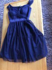 Sized 12 Short Dress  Dorothy Perkins  Bridesmaid Cruise   NEW