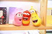 Toys Plush Larva - Spike Hedgehog x 3 pcs