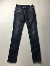 TOMMY HILFIGER 'Skinny' Jeans - W26 L34 - Navy Wash - Great Condition