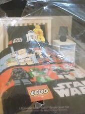 Lego Star Wars Lego Next Single Duvet Cover 2010 BNIP New Rare