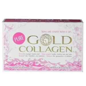 Minerva Pure Gold Collagen 10x50ml best-before 29/5/2021