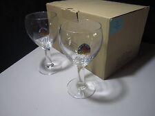 NEW 6 Leffe 25 cl Abbaye De Abdij Van Chalice Belgian Wine Glasses Beer Man Cave