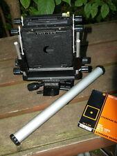 ***Toyo-Omega 45E  4 x 5  Monoraral View Camera-- Pristine!***