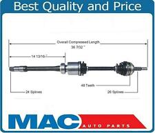 CV Axle Shaft-New TO-8140 fits 96-00 Toyota RAV4 Front Wheel Drive With Manual