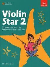 Violín Star 2 Student's Book & CD ABRSM *