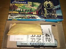 Athearn Ho Scale Lit#1579, Firestone, Sd tank car Kit, car no. 30902