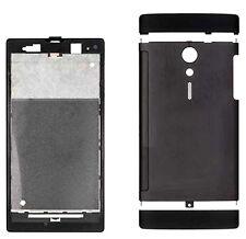 Full Fascia Housing Back Battery Cover For S. Eric Xperia Ion LTE LT28i Black