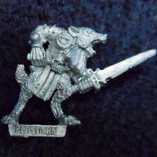 1988 caos Beastman De Khorne 0220 24 Citadel Warhammer Beastmen Ejército bestias GW