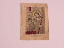 Wallfahrt Gnadenbild Hl S Walburga V Abbatisa Andachtsbild