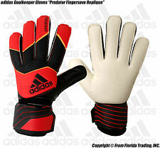 "adidas Goalkeeper Gloves ""Predator Replique""(10)Solar Red/Black F87195"