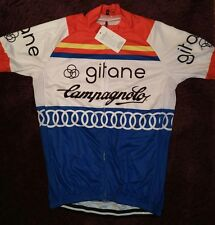 1976 Gitane Campag cycle cycling jersey retro vintage NWT medium large
