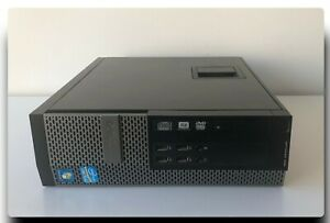 Used Dell Optiplex 990 SFF Desktop, Core i5 2400, 8GB RAM, 2TB HDD, Windows 10