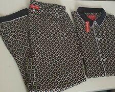SS20 Supreme Satin Pajama set black pyjama size M medium