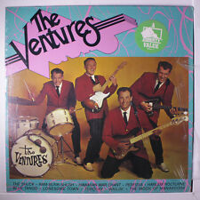VENTURES: Ventures LP (abridged reissue, shrink) Oldies