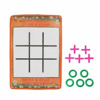 Kids Intelligence Tic-Tac-Toe Parent-Child Interaction Board Game Funny OX Chess