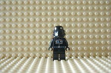 Lego Star Wars Tie Fighter Pilot Brown Head from sets 7146 4479 (Like New!)