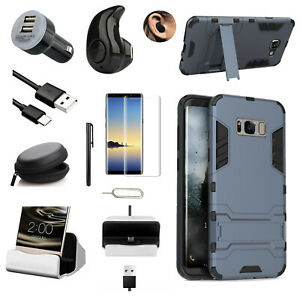 Kickstand Case Cover Accessories For Samsung Galaxy S20 Ultra 5G/Note 10/9/S10+