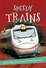 It's All About... Speedy Trains by Kingfisher (Paperback, 2016)9 New