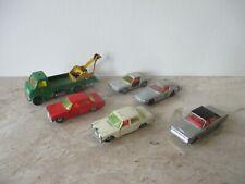 Konvolut alte SIKU V Serie V 283,309,321,269,338,Ford,Hanomag Siku  Modellauto
