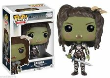 GARONA FUNKO POP WARCRAFT FIGURE POP MOVIES
