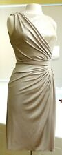 NWT Adrianna Papell From the Red Carpet Women's Size 4 Dress Golden Tawny Sizzle