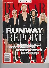 HARPER'S BAZAAR Mag Fall/Winter 2010,Runway Report FASHION FALL COLLECTIONS ISSU