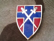 British Army Of The Rhine Lapel Badge