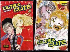 ULTRA CUTE colección completa (9 tomos) NORMA, 2004-06
