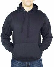 New York Avenue Men's Hooded Sweatshirt - Soft Light Fleece Pullover Hoodie