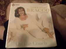 Audio books 5cds  -Lorraine Bracco ( The Sopranos) On The Couch - New, free p&p